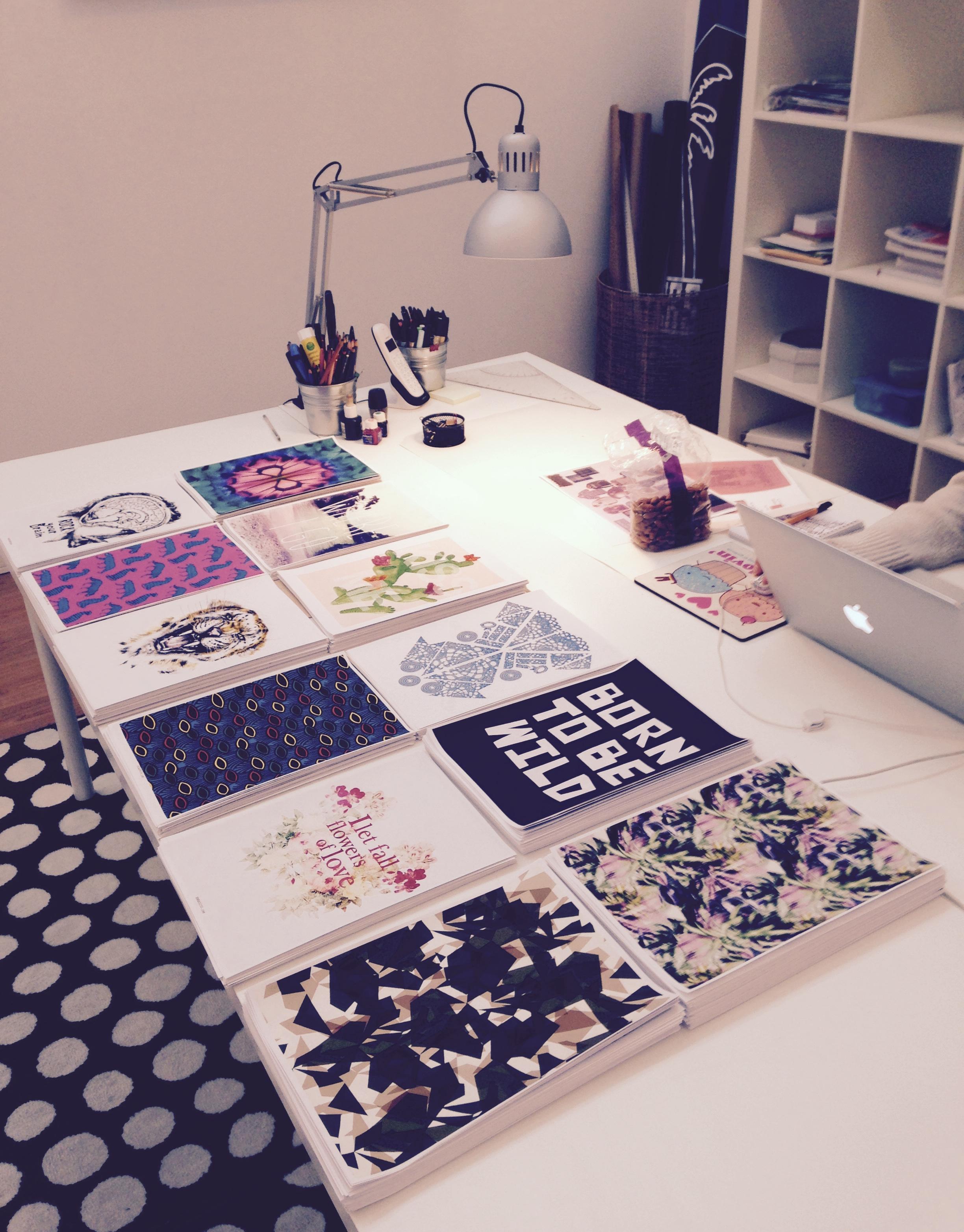 Recherchons Graphistes Textiles Freelance