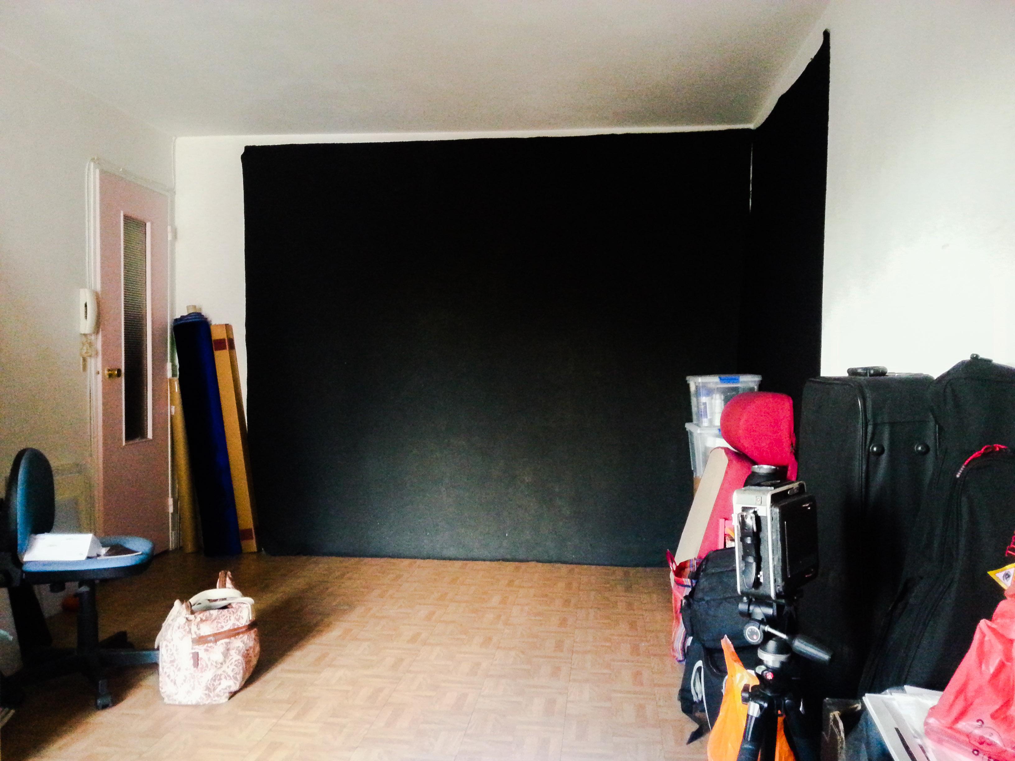Atelier/studio photo à partager à Paris (métro Jaurès)
