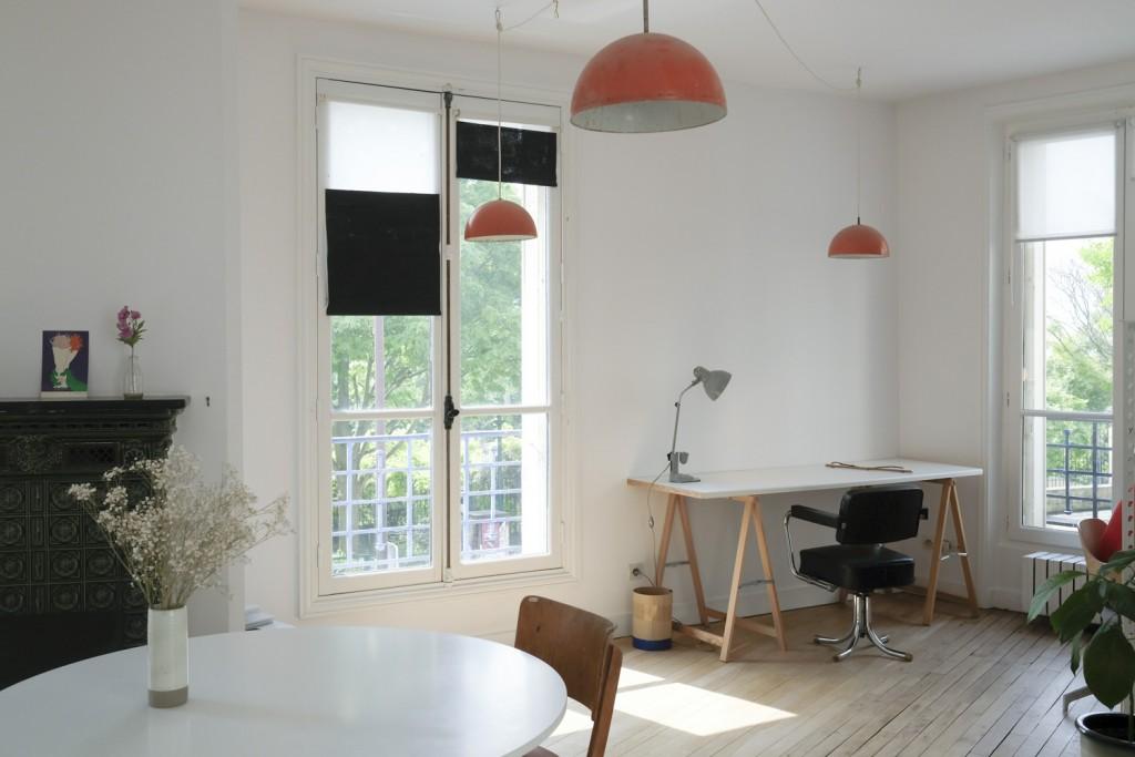 bureau partag 1 3 postes belleville ultra book annonces et offres. Black Bedroom Furniture Sets. Home Design Ideas